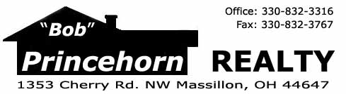 Princehorn Realty Massillon Ohio Realtor Homes Land Commercial